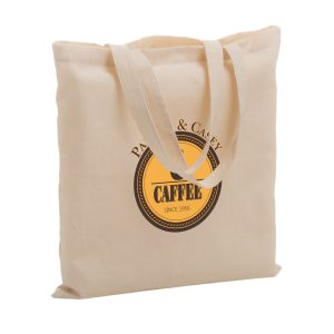 Cotton Canvas Tote Bag (15X15)