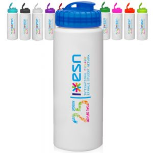 32oz. HDPE Plastic Water Bottles