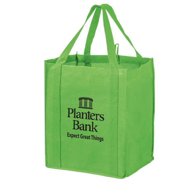 Wine and Grocery Non Woven Bag