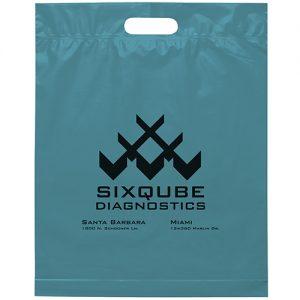 Die Cut Handle Bag 15x19x3