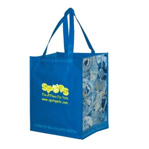 RPET Laminated Grocery Bag