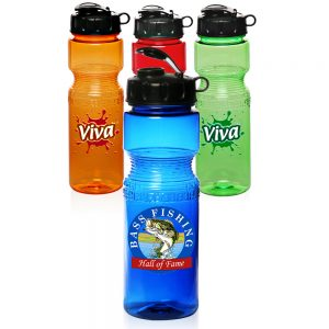 28 oz Plastic Sports Bottles