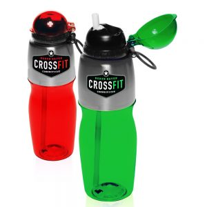 25 oz Plastic Water Bottles APC85