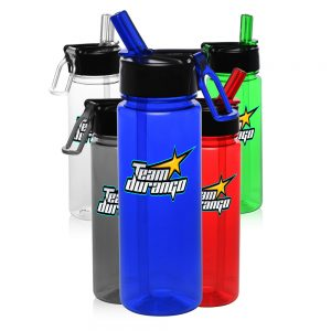 22 oz Plastic Sports Bottles APG121