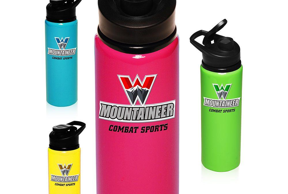 Aluminum Sports Bottles