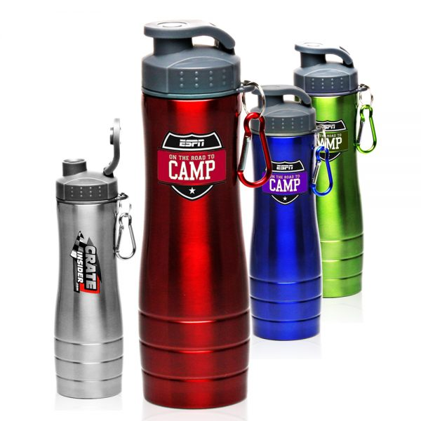 25.5 oz Stainless Steel Sports Bottles ASB122
