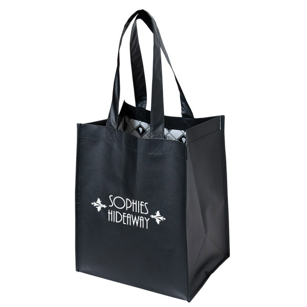 Laminated Tote Bags Wholesale