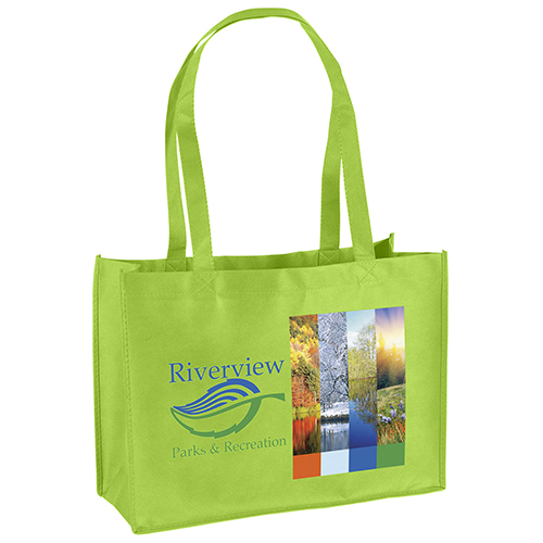 Promotional Reusable Green Bags