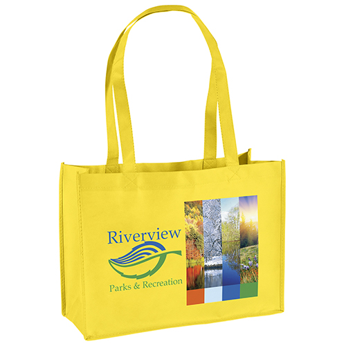 Recycled Eco Friendly Shopping Bags With Logo