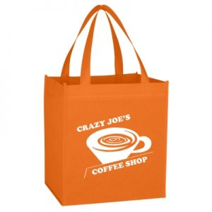 3321 Non-Woven Shopping Tote Bag