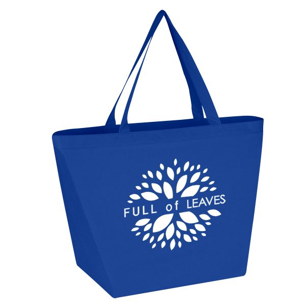 3333 Non-Woven Budget Shopper Tote Bag