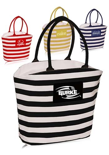 Striped Mariner Tote Bags ATOT3771
