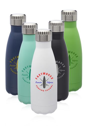 14 oz Brisa Cola Shaped Water Bottles ATM369